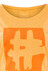 Nihil Climber t-shirt Dames geel/oranje